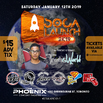 Soca Launch 2019