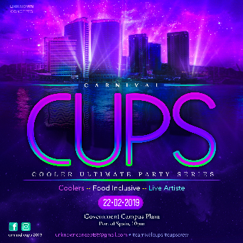 Carnival Cups - Cooler Fete 2019