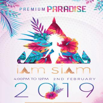 PREMIUM PARADISE - I AM SIAM