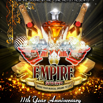 Empire Sound Bring Your Musical Dreams To Life -- 11th Year Anniversary