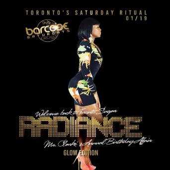 Barcode - Welcome Back to Toronto Sugar - Padiance