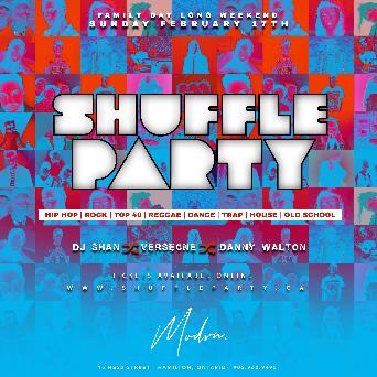 Shuffle Party