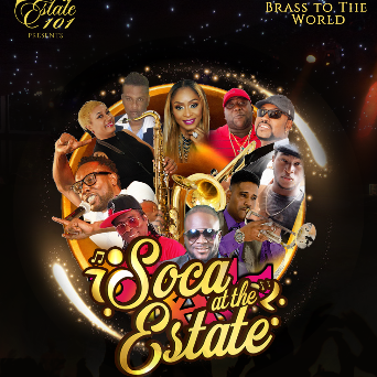 SOCA AT THE ESTATE - BRASS TO THE WORLD