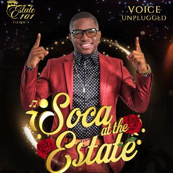 SOCA AT THE ESTATE - VOICE