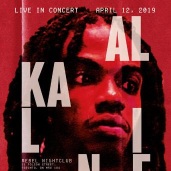 ALKALINE LIVE TORONTO | Rebel
