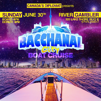 BACCHANAL CITY CRUISE