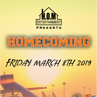 Home Ent - Homecoming 2019
