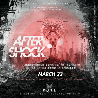 AFTERSHOCK FEAT PRIVATE RYAN, BACK TO BASICS, HYPA HOPPA AND D BANDIT