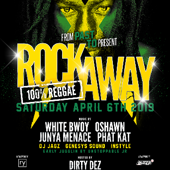 ROCKAWAY -- 100% REGGAE