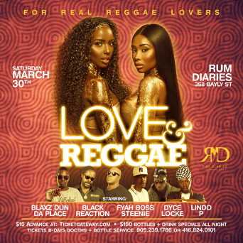Love And Reggae - For Real Love