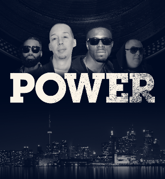 POWER -  THE LONG WEEKEND PARTY  ( LONG WEEKEND THURSDAY)