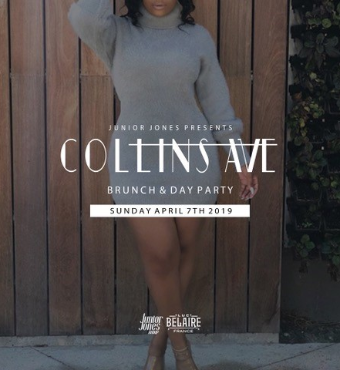 COLLINS AVE BRUNCH & DAY PARTY