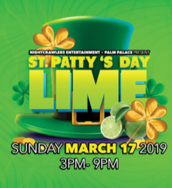 St.Patty's Day Lime with Dr jay + more!!