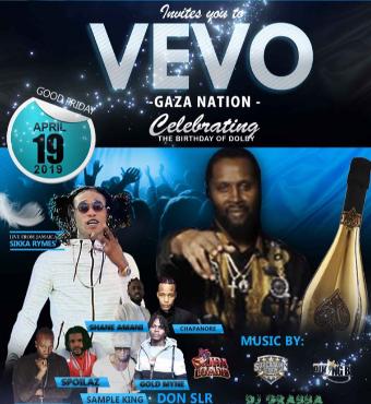 Vevo - Gaza Nation