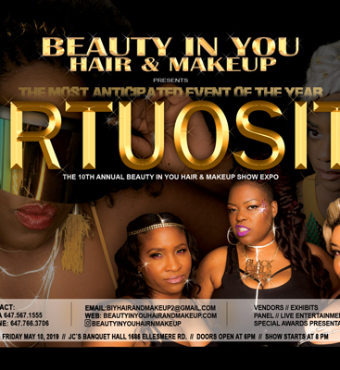Virtuosity - The 10th Annual Beauty In You Hair and Makeup Show Expo