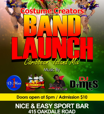 Costume Creators Band Launch