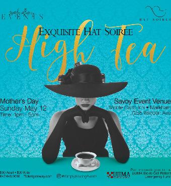 High Tea 2019 - Exquisite Hat Soiree