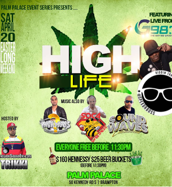 HIGH LIFE EASTER LONG WEEKEND