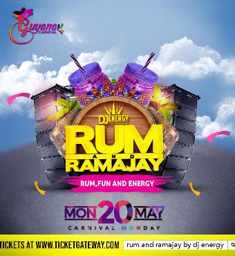 RUM AND RAMAJAY BY DJ ENERGY