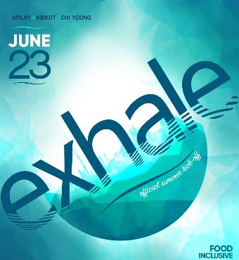 EXHALE 2019