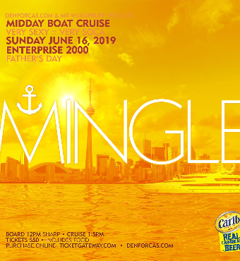 Midday Mingle Boat Cruise 2019
