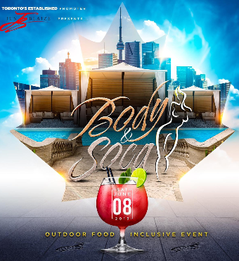 BODY & SOCA - Keeping Soca Sexy Poolside