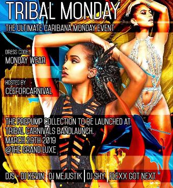 Tribal Monday Boatride