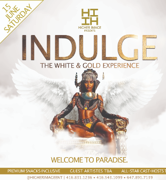 INDULGE - White & Gold Experience