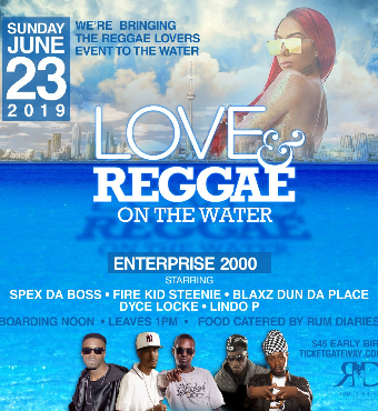 Love & Reggae On The Water