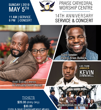 Praise Cathedral Worship Centre Celebration Concert