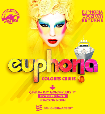 Euphoria Colours Cruise