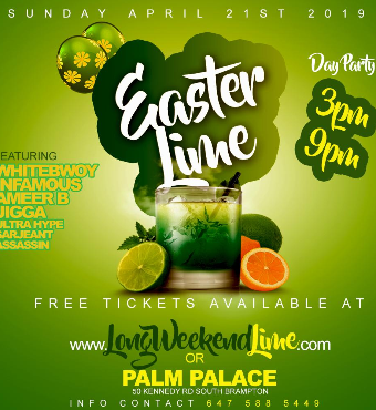 Easter Lime - Day Party