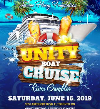 Unity Boat Cruise 2019
