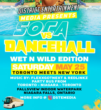 Soca vs Dancehall - Wet N Wild Edition