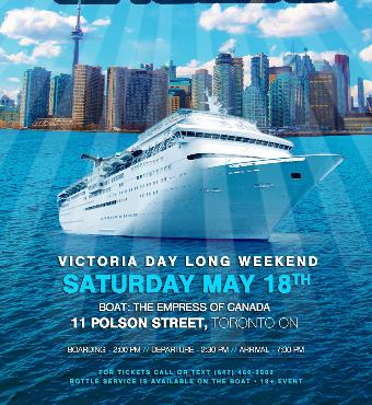 Toronto Booze Cruise