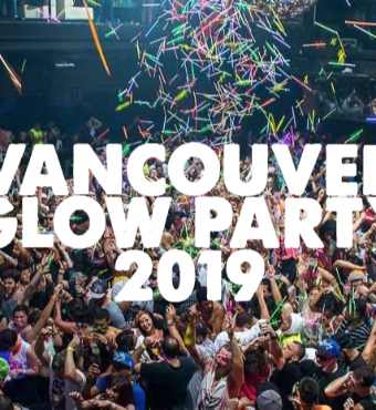 VANCOUVER GLOW PARTY 2019 | FRIDAY MAY 3