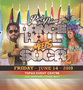 Pick Your Poison - Dance Hall Meets Soca 2