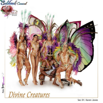 Divine Creatures - Saldenah Carnival