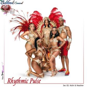 Rhythmic Pulse - Saldenah Carnival