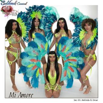 Mi Amore - Saldenah Carnival