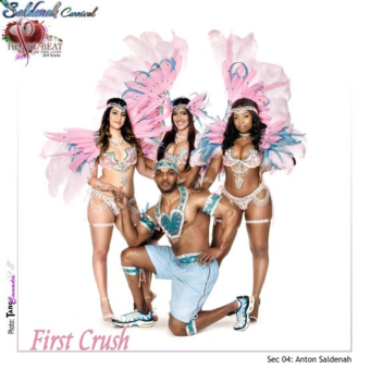 First Crush - Saldenah carnival