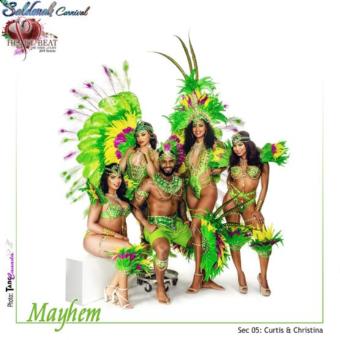 Mayhem - Saldenah Carnival
