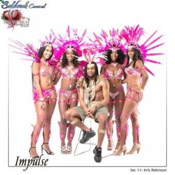Impluse -  Saldenah Carnival Kris 416-677-5747