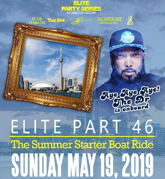**ELITE** Victoria Day Long Weekend Sunday