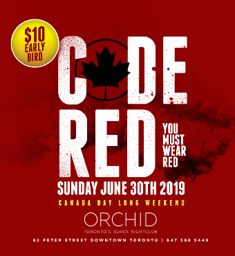 Code Red - You Must Wear Red