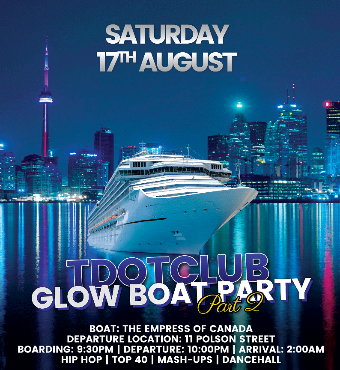 Tdotclub Glow Boat Party Part 2