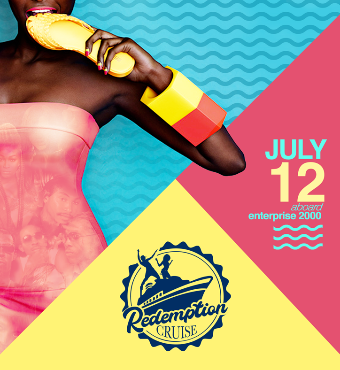 REDEMPTION SUMMER CRUISE: FOOD INCLUSIVE