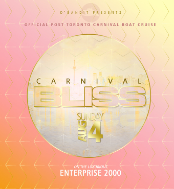 CARNIVAL BLISS CRUISE - Caribana Sunday