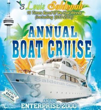 Louis Saldenah - Annual Boat Cruise 2019