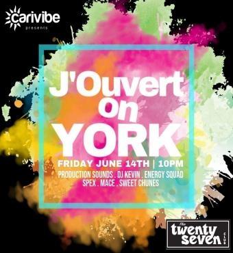 J'Ouvert On York